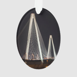Stan Musial Veterans Bridge Ornament
