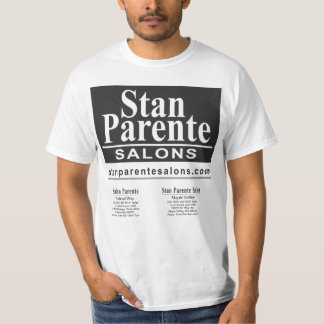 Stan Parente Salons T-Shirt