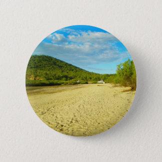 Stanage Bay Australia 6 Cm Round Badge