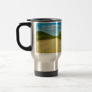 Stanage Bay Australia travel mug