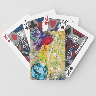 Stand Alone Playing Cards