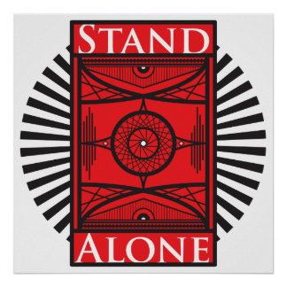 Stand Alone Poster