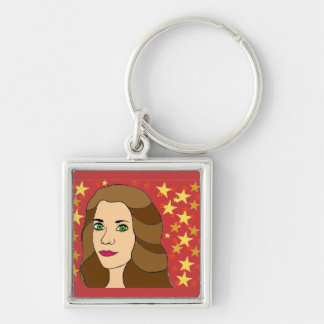 Stand by your man Nikki Soars Keychains