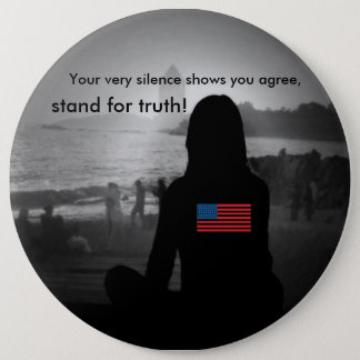 Stand for Truth Button