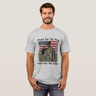 Stand fot the Flag T-Shirt