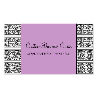 Stand Out Pack Of Standard Business Cards
