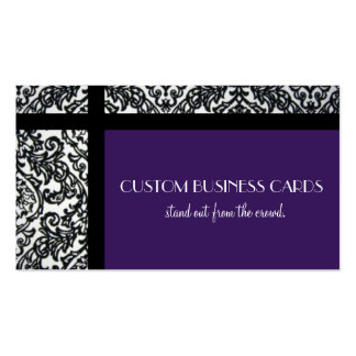 Stand Out Double-Sided Standard Business Cards (Pack Of 100)