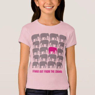 Stand Out Elephant T-Shirt