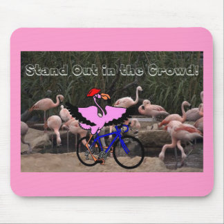 Stand Out in the Crowd 1 Mouse Pad