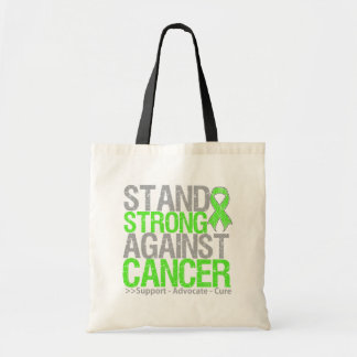 Stand Strong Against Lymphoma Cancer Bags