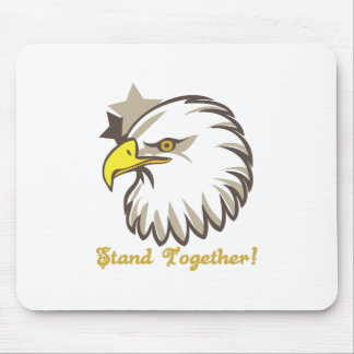 Stand Together Mouse Pads