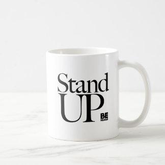 Stand Up, Be Heard Coffee Mug