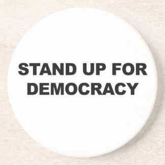 Stand Up for Democracy Coaster