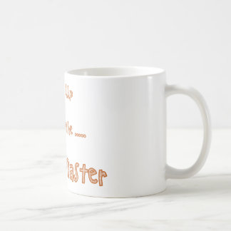 Stand Up for I am the Scrum Master Coffee Mug