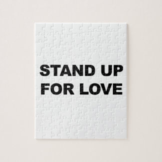 STAND UP FOR LOVE JIGSAW PUZZLE