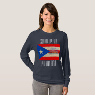 Stand up for Puerto Rico T-Shirt