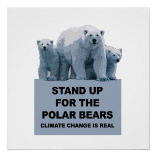 Stand up for the Polar Bears