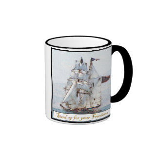 Stand Up for your Freedoms Mugs