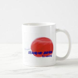 STAND UP JAPAN by dakeayana Coffee Mug