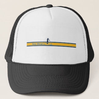 Stand Up Paddle San Diego Trucker Hat