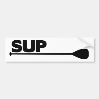 Stand Up Paddle SUP Bumper Stickers