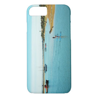 Stand Up Paddling Fun iPhone 7 Case