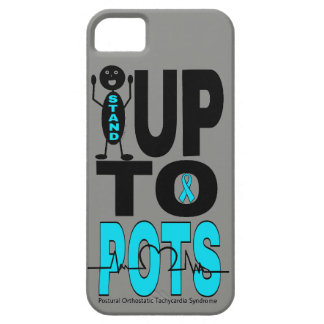 Stand Up To POTS Case For The iPhone 5