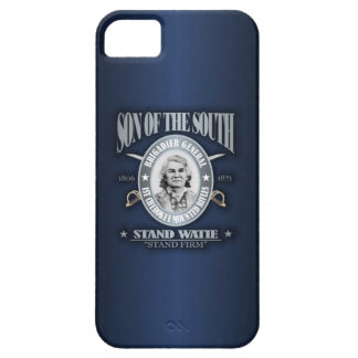Stand Watie (SOTS2) silver Barely There iPhone 5 Case
