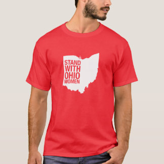 Stand with Ohio Women-Men's Tee