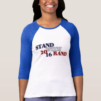 Stand with Rand 2016 T-Shirt