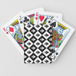 Standard 52-card deck bicycle playing cards