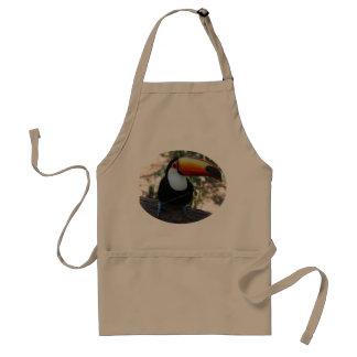 Standard Apron Toucan