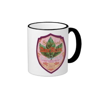 Standard Bay Rum Mug