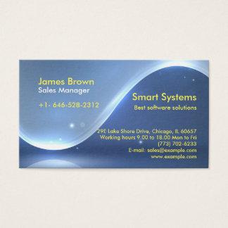 Standard Design Business Card