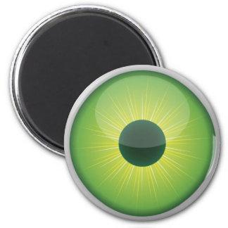 Standard Halloween Eyeball Magnet
