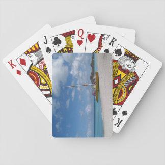 Standard Index Playing Cards Antigua Beach
