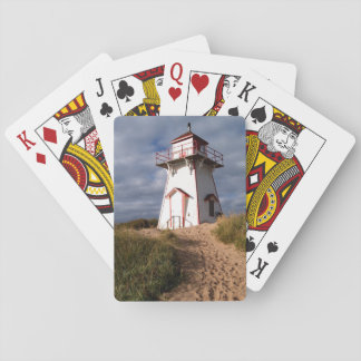 Standard Index Playing Cards Lighthouse
