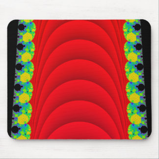 Standard Mousepad w/ Mandelbrot Fractal Mouse Pad
