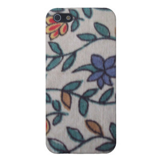 standard of branches and flowers cover for iPhone 5