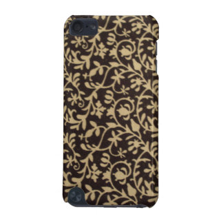 standard of flowers the black person and white iPod touch 5G case
