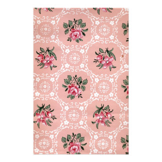 standard of roses stationery