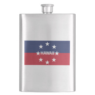 Standard of the governor of Hawaiʻi Flask