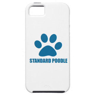 STANDARD POODLE DOG DESIGNS iPhone 5 COVER