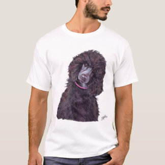 Standard Poodle Puppy Thelma, T-shirt