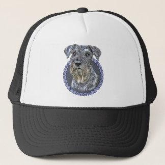 Standard Schnauzer 001 Trucker Hat