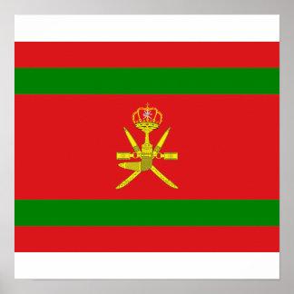 Standard the Sultan Oman, Oman Print