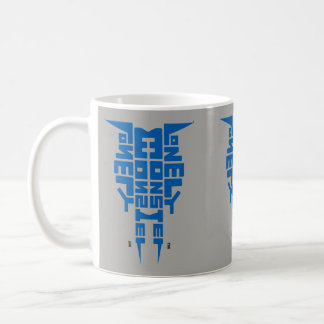 Standard White Mug with Blue/Grey Totem logo