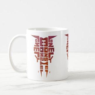 Standard White Mug with Greenleaf Totem logo