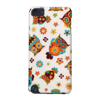 standard with owls iPod touch (5th generation) case