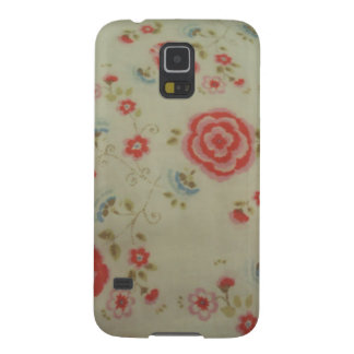 standard with roses galaxy s5 cover
